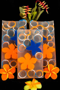 Hawaiian Lei Clear Glycerin Soap