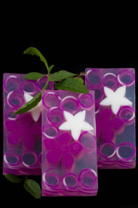 Pikaki (Hawaiian Jasmine) Clear Glycerin Soap